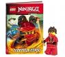 Lego Ninjago. Złodzieje czasu + minifigurka (Z KLNRD15/1)