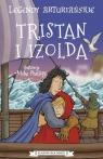 Legendy arturiańskie. Tristan i Izolda Mike Phillips (ilustr.)