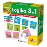 Carotina Logika 3w1 - Gra edukacyjna (P54985)