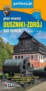 Duszniki Zdrój - Bad Reinerz - mapa Opracowanie zbiorowe