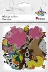 Naklejki piankowe zwierzęta gospodarskie mix 22szt