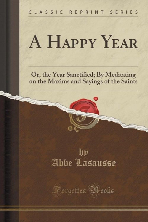 A Happy Year Lasausse Abbe