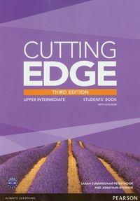 Cutting Edge Upper-Intermediate Student's Book z płytą DVD Cunningham Sarah, Moor Peter, Bygrave Jonathan