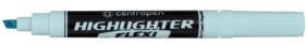 Centropen: Zakreślacz Highlighter FLEXI SOFT 8542 niebieski pastel
