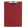 Deska clipboard A4 bordo Tres