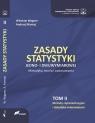 Zasady Statystyki jedno- i dwuwymiarowej Tom 2 Metodyka, teoria i Wagner Wiesław, Mantaj Andrzej