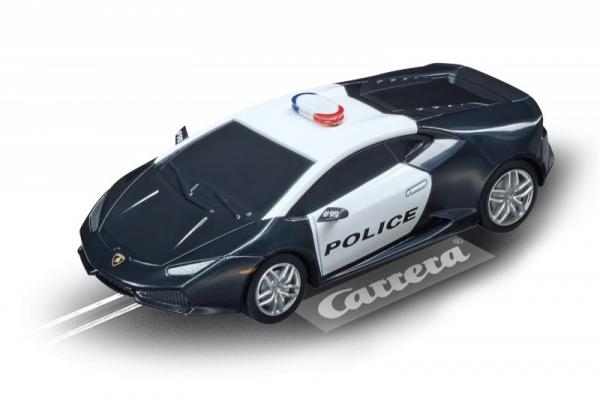 GO!!! Samochód Lamborghini Huracan LP 610-4 Police (64098)