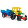Traktor z przyczepą MIX (35002) Wiek: 1+