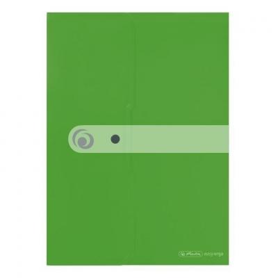 Teczka A4 PP na dokumenty Easy Orga Zielona