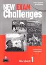 New Exam Challenges 1 Workbook z płytą CD Gimnazjum Maris Amanda, Mower David
