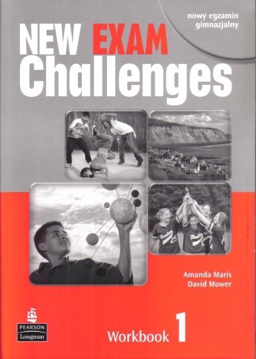 New Exam Challenges 1 Workbook z płytą CD Maris Amanda, Mower David