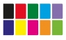 Zeszyt A4 Rainbow w kratkę 96 kartek
