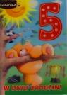 Karnet 5 lat chłopiec  3DV-074