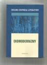 Zielona historia literatury Tom 2 Ekomodernizmy
