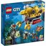Lego City: Łódź podwodna badaczy oceanu (60264) Wiek: 5+