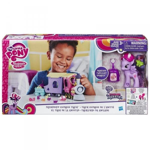 My Little Pony Pociąg przyjaźni (B5363)
