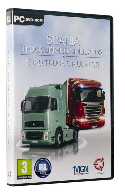 Scania + Euro Truck Simulator PC