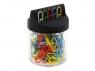 Spinacz powlekany kolorowy 28mm - 100 szt. (VO6028M100-99)