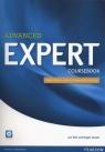 Advanced Expert Coursebook + CD (Uszkodzona okładka) Bell Jan, Gower Roger