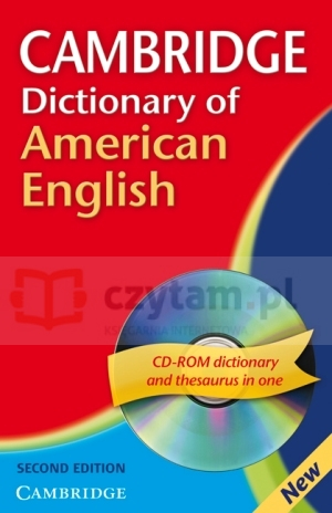 Camb Dictionary of American English 2 ed PB CDROM