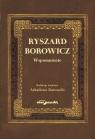 Ryszard Borowicz Wspomnienie