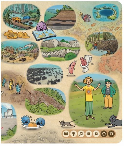 Czytaj z Albikiem. Książka - Człowiek i przyroda (28452)
