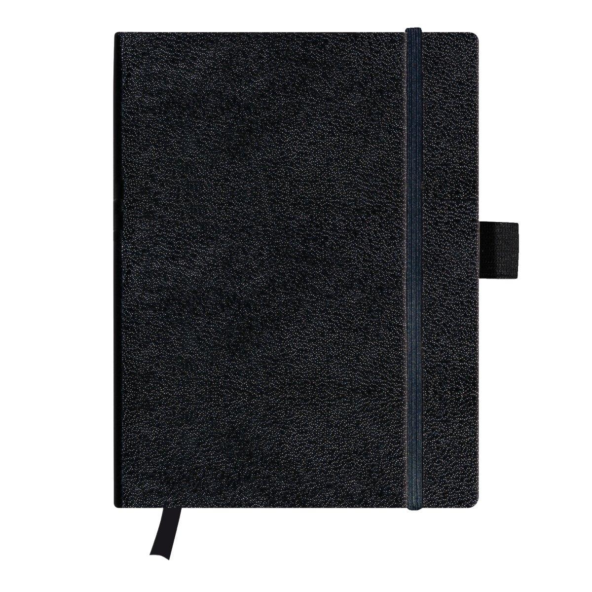 Notebook 96 kartkowy w kratkę my.book classic black (11155843)
