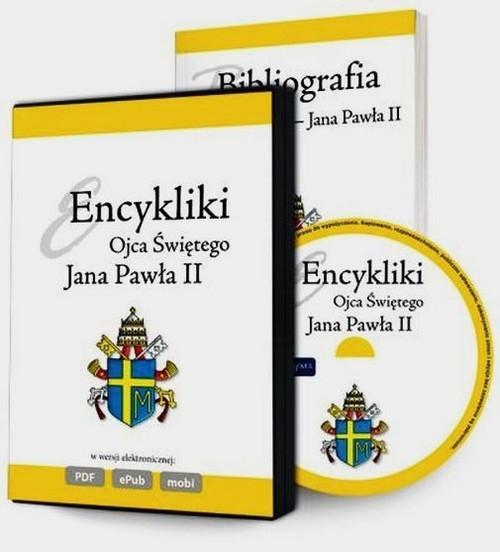 Encykliki Ojca Świętego Jana Pawła II wersja ebook + Bibliografia Karola Wojtyły Jana Pawła II. - książka