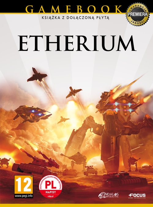 Gamebook Etherium