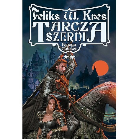 Tarcza szerni tom 2 (Uszkodzona okładka) Kres Feliks W.