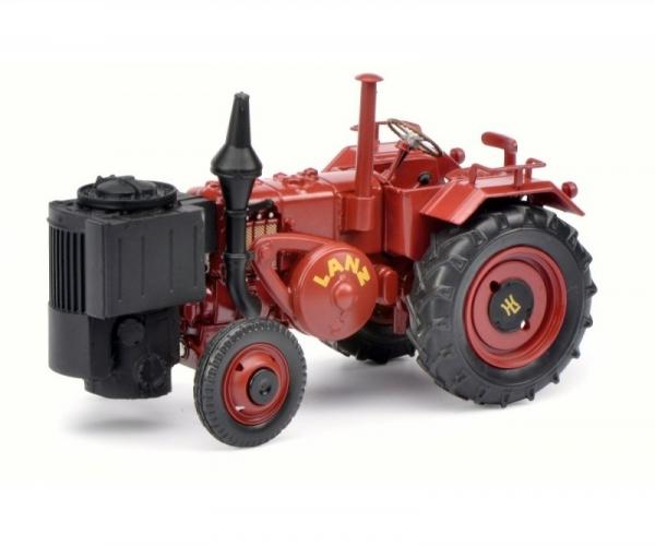 Lanz Bulldog D 9506 with Wood Gasifier (dark red matt) (450769800)
