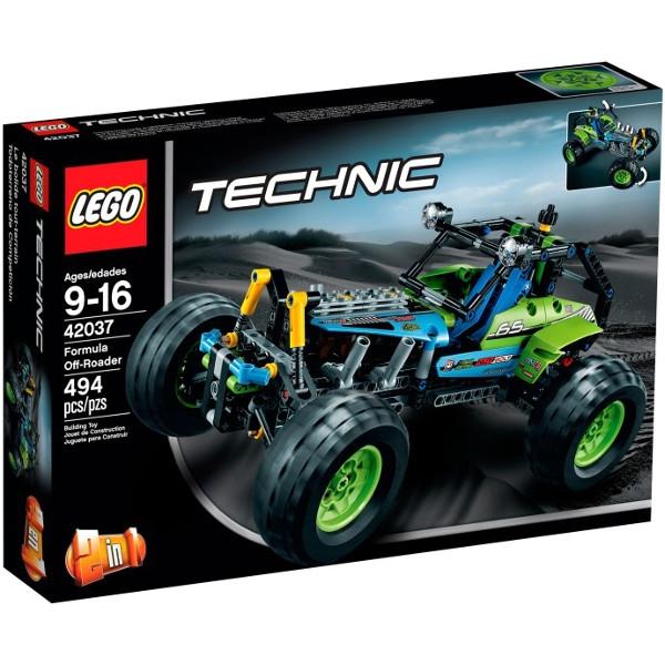 LEGO Technic Terenówka (42037)