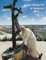 Jan Paweł II w świecie Kalendarz ścienny 2011 Bujak Adam, Rzepecki Ryszard