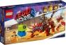 Lego Movie: UltraKocia i Lucy Wojowniczka (70827) Wiek: 8+