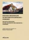 Badania regionalne w historii wychowania - Pomorze