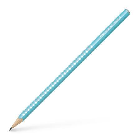 Ołówek sparkle pearly turkusowy (118205)