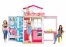 Barbie: Domek + lalka (DVV48)