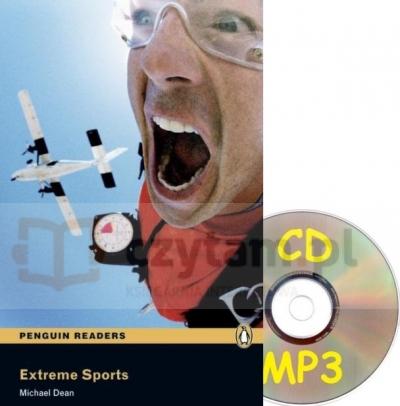 Pen. Extreme Sports Bk/Mp3 CD (2) Michael Dean