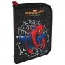 Piórnik 1 suwak 2 klapkowy z wyposaż. Spider-Man