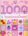 1000 naklejek z księżniczkami
