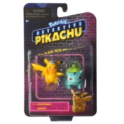 Pokemon: Detektyw Pikachu - Bulbasaur i Pikachu