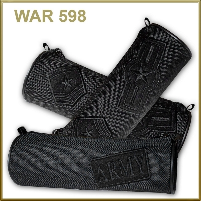Saszetka Warta - czarna (WAR-598)