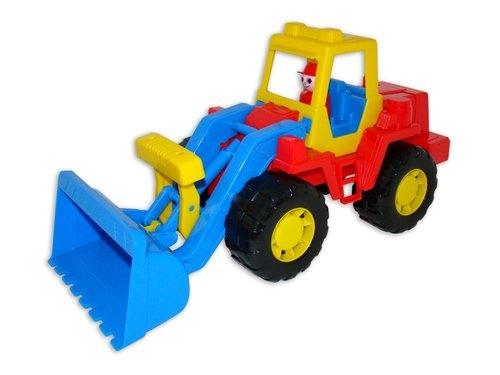 Technik traktor ładowarka