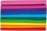 Bibuła marszczona 25x200, 10 szt. - kolorowa