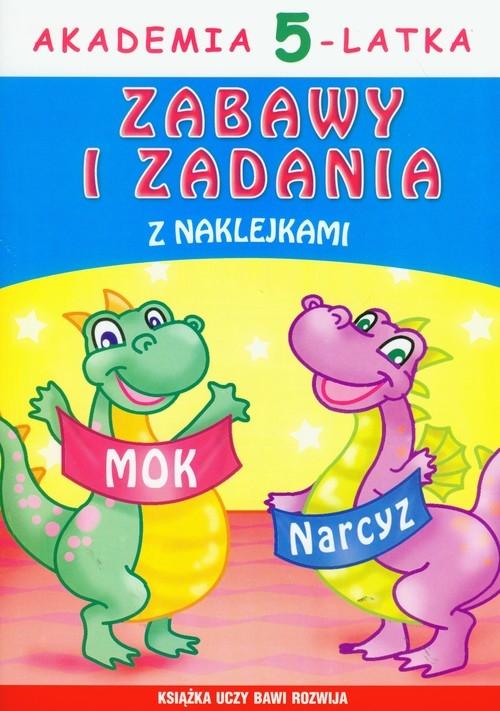 Akademia 5-latka Paruszewska Joanna
