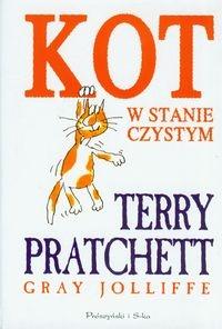 Kot w stanie czystym Pratchett Terry, Jolliffe Gray