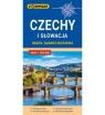 Czechy i Słowacja 1:500 000 - mapa samochodowa (1562-2020)