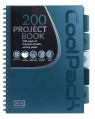 Coolpack - Project Book - Kołobrulion A4 Blue (93989CP)
