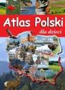 Atlas polski dla dzieci Wolszczak Karolina