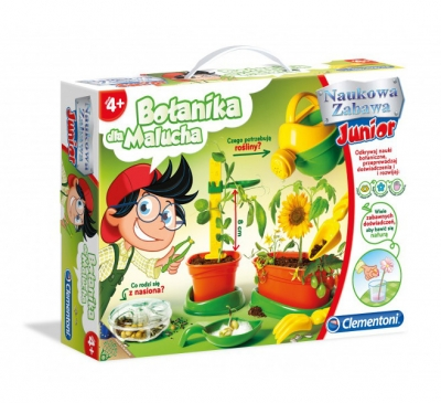 Naukowa zabawa Junior. Botanika dla Malucha Naukowa zabawa